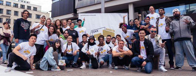 Open Air Hip Hop Demonstration & Jam zur Erbauung des ZUKK's
