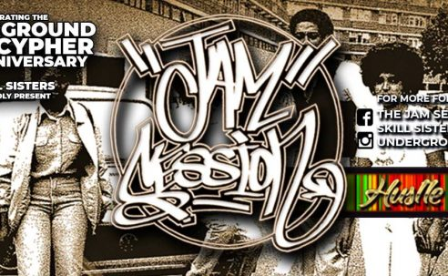 Underground Soul Cypher – 10th Anniversary / Jam Session