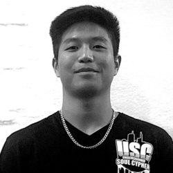 Pro Breaking Sektion Chau Ngyuen
