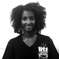 3.Vorstand / PR Lydia Tesfai
