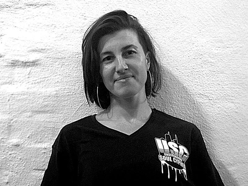 2.Vorstand / Kassenwärtin Nadja Frigewski